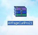 Фильтр AVPageCurlPro2.1