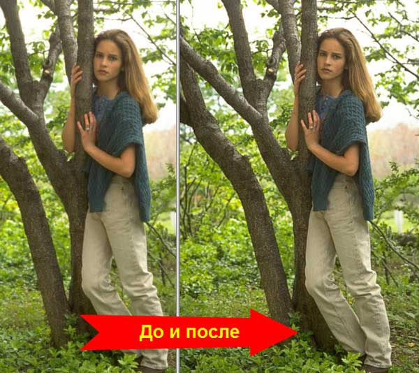 как увеличить изображение в фотошопе: