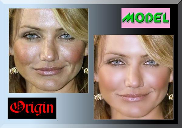Как сделать кожу лица гладким