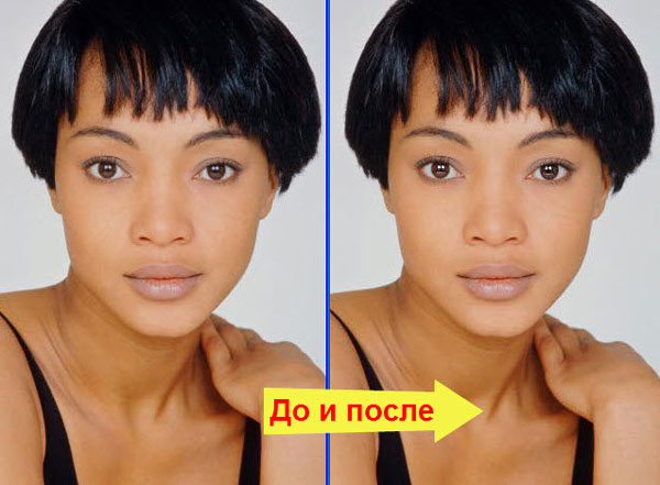 Как в фотошопе сделать четче глаза