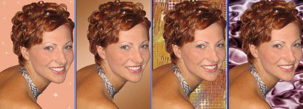 Как сохранить фото в фотошопе без фона