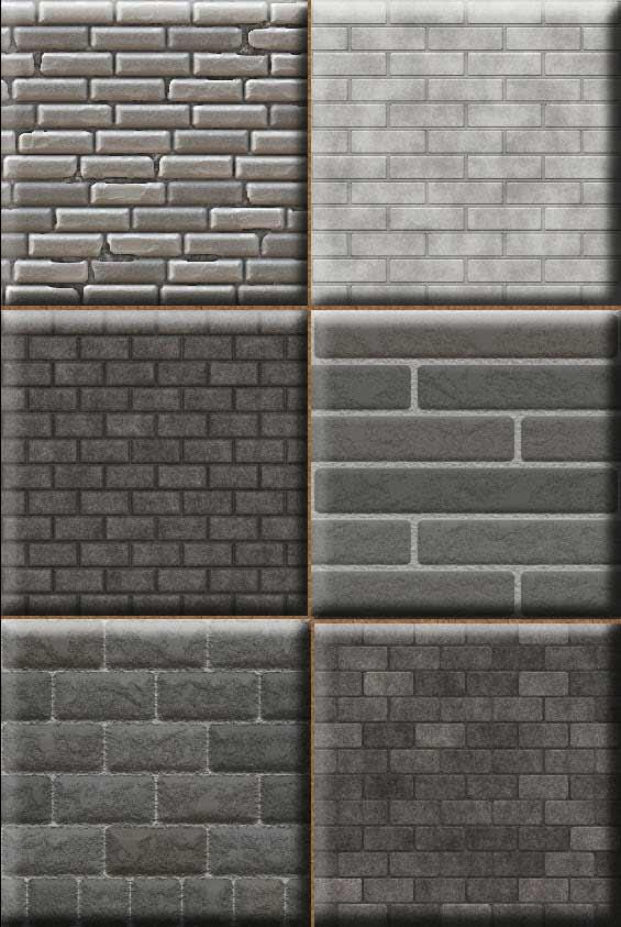 клипарт стена: