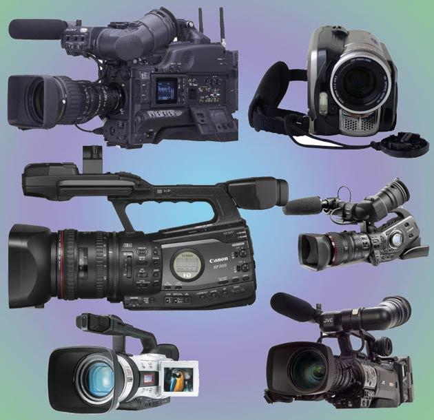 PhotoshopSunduchok - Клипарт для работы в фотошопе ...: http://www.photoshopsunduchok.ru/kliparty/874-prof-videocamery