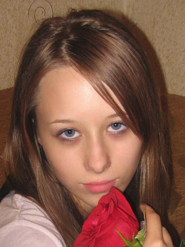 Фото девушки с ровной кожей