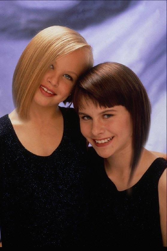 Фото девочек с длинными волосами