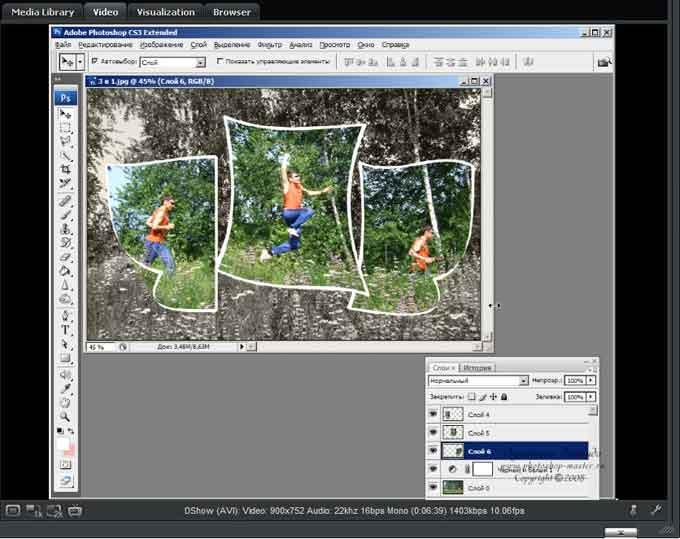 PhotoshopSunduchok - Видеоурок по работе с фотошопом ...: http://www.photoshopsunduchok.ru/vidless/272-ramka3