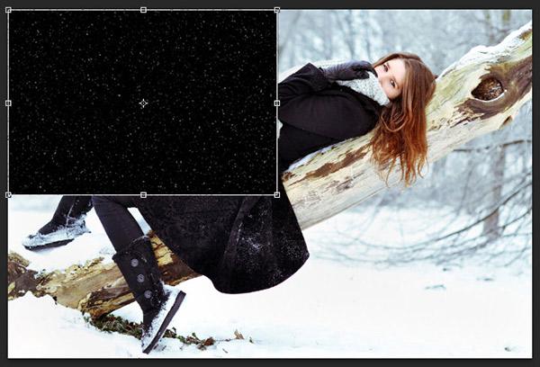 как сделать чёрную слой маску в фотошопе