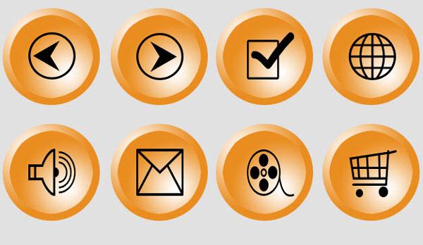 Как сделать объемную кнопку на сайт обзор лучших платных хостингов россии