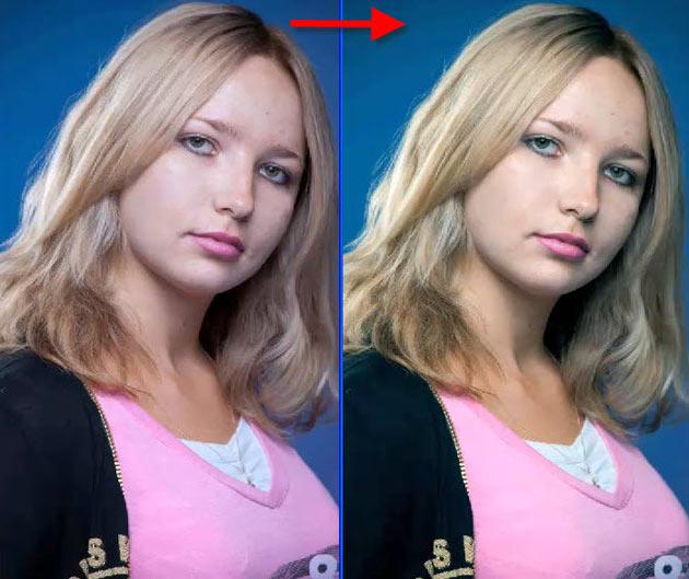 Размер фото после обработки